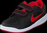 Nike - Pico 4 (Psv) Black/University Red