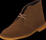 Clarks - Desert Boot Cola Suede