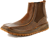 Moma - Italian Boots Brown Leather