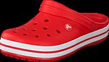 Crocs - Crocband Flame/White