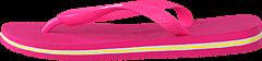 Havaianas - Brasil Logo Orchid Rose