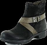 MJUS - Legend Black Leather