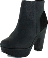 Gardenia - 1122730 Leather/Suede/Black