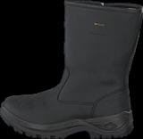Graninge - Leather Boot 561 Black