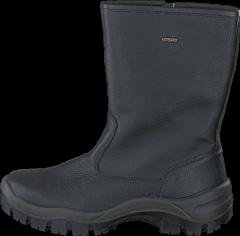 Graninge - Leather Boot 105 Black