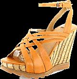 Bronx - Sandal 83869-A-3 Toast Leather