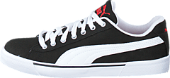 Puma - Benny Black-White