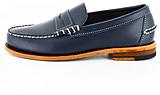 Sebago - Classic Leather Navy E