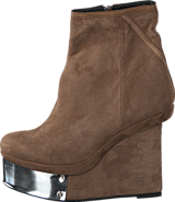 V Ave Shoe Repair - Plate Boot Clay