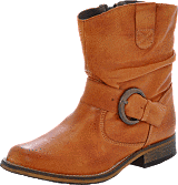 Duffy in Leather - 52-04100-36 Cognac