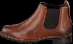 Marc O'Polo - Flat Heel Chelsea 720 Cognac