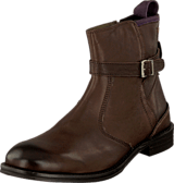 Mexx - Abel 4B LTHR Shoe Dark Brown