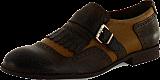 Mexx - Faith 6 BRSH Cow LTHR Shoe Dark Brown