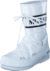 Moon Boot - P. Jump MId White/Black