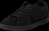 DC Shoes - Net Shoe Black/Black/Black