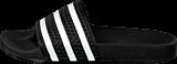 adidas Originals - KLAPKI ADILETTE Black/Wth/Black