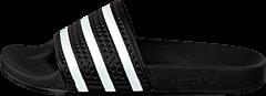 adidas Originals - ADILETTE Black/Wth/Black