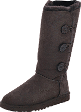 UGG Australia - Bailey Button Triplet Chocolate