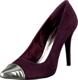 China Girl - Pointy Pumps Purple