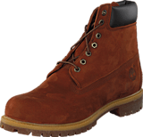 Timberland - 6 In Premium Brown Nubuck