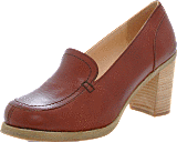 Swedish Hasbeens - Chunky Loafer Cognac