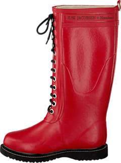 Ilse Jacobsen - Long Rubberboot Red