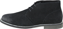 Hush Puppies - HIPSTER CHUKKA PL BLACK