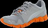 Puma - Shintai Runner Silver Metallic/Orange