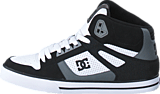 DC Shoes - Spartan High WC Black/ Grey/ White
