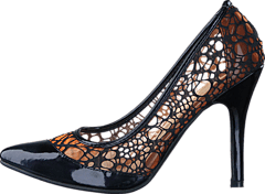 Sugarfree Shoes - Irena Black