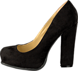 Sugarfree Shoes - Sara Black