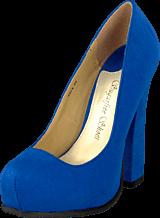 Sugarfree Shoes - Sara Blue