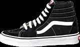 Vans - U SK8-HI Black/Black/White