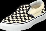 Vans - K Classic Slip-on Black/White Checker