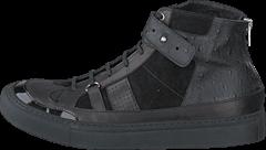 V Ave Shoe Repair - Snap Sneaker Black