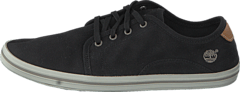 Timberland - EK Casco Bay Canvas Ox Black Canvas