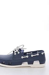 Crocs - Boat Shoe Men Navy/White