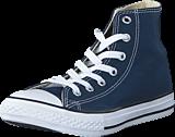 Converse - Chuck Taylor All Star Hi Kids Navy
