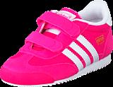 adidas Originals - Dragon Cf I Shock Pink S16/Ftwr White
