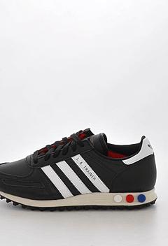adidas Originals - LA Trainer Black/White/Lgtsca
