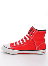 Converse - All Star Easy Slip Hi Red