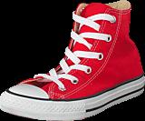Converse - All Star Kids Hi Red