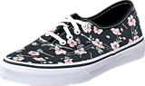 Vans - Authentic (Vintage Floral) Blue Graphite