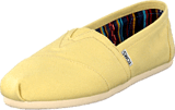 Toms - Seasonal Classic Yellow