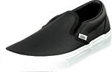 Vans - Classic Slip-On (Perf Leather) Black