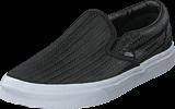 Vans - Classic Slip-On Black/True White