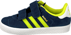 adidas Originals - Gazelle 2 Cf I Navy/Yellow/White