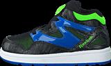 Reebok - Versa Pump Omni Lite Black/Blue Sport/Solar Green