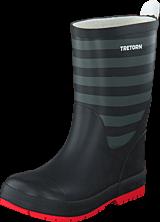 Tretorn - Gränna Black/Grey
