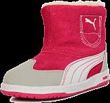 Puma - Contest Suede Boot Kids